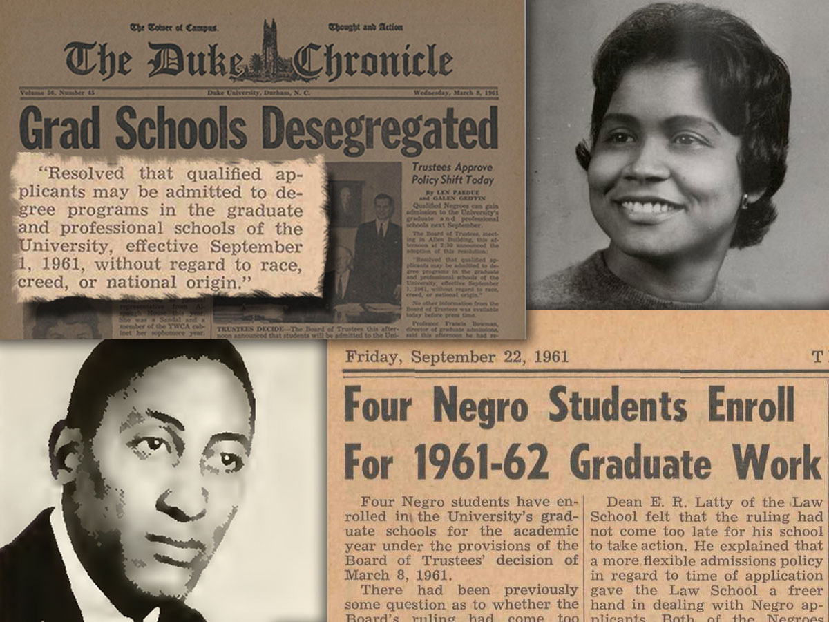 Desegregation of Duke