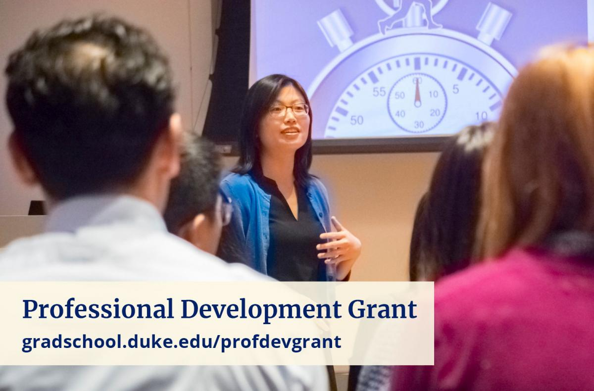 Professional Development Grants