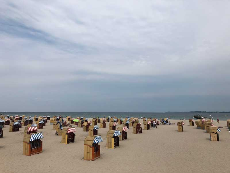 Photo: Some northern German scenery, on an outing to Travemünde with Duke-in-Berlin students.