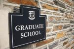 The Graduate School sign at 2127 Campus Drive