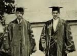 Duke's first two Ph.D.s