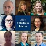 VH@Duke interns 2018